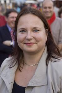 Nadine Stemerdink, woordvoerder sport