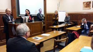 Ruud Koole, Monika Sie, Adriaan van Veldhuizen, Gerrit Voerman en Henk te Velde over 70 jaar PvdA