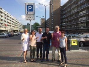 2016-05-15 blauwe zone Prinsenhof mei 2016 1